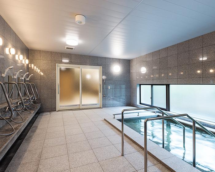 浴室 温泉大浴場